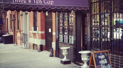 Photo of American Restaurant Alice's Tea Cup at 220 E 81st St, New York, NY 10075, United States