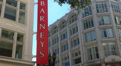 Photo of Other Venue Barney's New York at 77 O'farrell St, San Francisco, CA 94102, United States