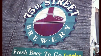 Photo of Nightclub 75th Street Brewery at 520 W 75th St, Kansas City, MO 64114, United States