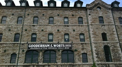 Photo of Neighborhood Historic Distillery District at Btwn, Toronto, ON M5A 3C4, Canada
