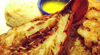 Photo of Seafood Restaurant Red Lobster at 20 Dundas St W, Toronto M5G 2C2, Canada