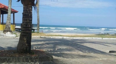 Photo of Beach Praia de Itanhaém at Rua Heraldo De Oliveira Vianti, Itanhaém 11740-000, Brazil