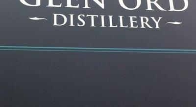 Photo of Tourist Attraction Glen Ord Distillery at Glen Ord Distillery, Muir of Ord IV6 7UJ, United Kingdom