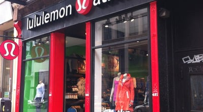 Photo of Other Venue Lululemon Athletica at 481 Broadway, New York, NY 10013