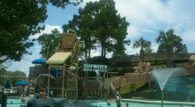 Photo of Water Park Shipwreck Island Waterpark at 12201 Hutchison Blvd, Panama City Beach, FL 32407, United States