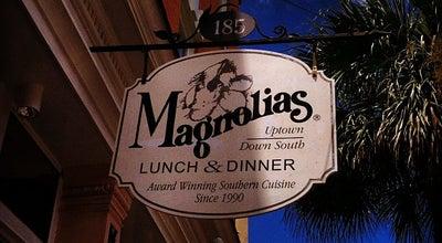 Photo of Southern / Soul Food Restaurant Magnolias at 185 E Bay St, Charleston, SC 29401, United States