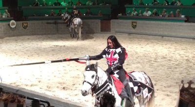 Photo of Tourist Attraction Medieval Times at 2904 Fantasy Way, Myrtle Beach, SC 29579, United States