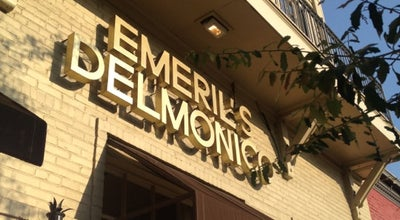 Photo of Cajun / Creole Restaurant Emeril's Delmonico at 1300 Saint Charles Ave, New Orleans, LA 70130, United States