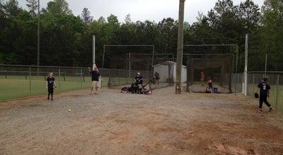 Photo of Baseball Field Alpharetta North Park Field 4 at Alpharetta, GA 30004, United States