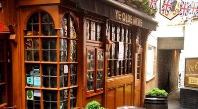 Photo of Nightclub Ye Olde Mitre at 1 Ely Court, London EC1N 6SJ, United Kingdom