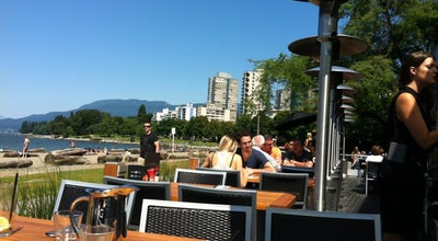 Photo of Bar Cactus Club Cafe at 1790 Beach Avenue, Vancouver, BC V6E 1V3, Canada