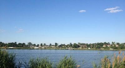 Photo of Lake Meadow Lake at Flushing Meadows Corona Park, Flushing Meadows, NY 11367, United States