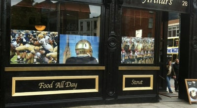 Photo of Irish Pub Arthur's Pub at 28 Thomas Street, Dublin D08 VF83, Ireland