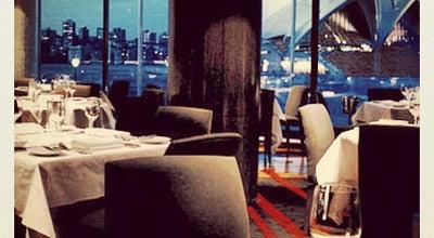 Photo of Australian Restaurant ARIA Restaurant at 1 Macquarie St., Sydney, Ne 2000, Australia