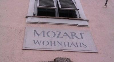 Photo of Historic Site Mozart Residence (Mozart Wohnhaus) at Makartplatz 8, Salzburg 5020, Austria