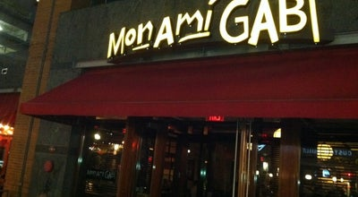 Photo of French Restaurant Mon Ami Gabi - Reston at 11950 Democracy Dr, Reston, VA 20190, United States