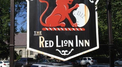 Photo of American Restaurant Red Lion Inn Dining Room at 30 Main St, Stockbridge, MA 01262, United States