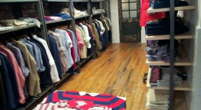 Photo of Other Venue Gant at 215 W 10th St, New York, NY 10014
