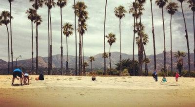 Photo of Beach East Beach at E Cabrillo Blvd, Santa Barbara, CA 93103, United States
