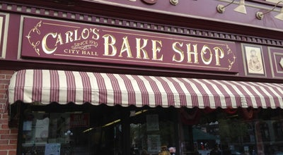 Photo of Italian Restaurant Carlo's Bakery at 95 Washington St, Hoboken, NJ 07030, United States
