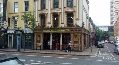 Photo of Irish Pub The Crown Liquor Saloon at 46 Great Victoria Street, Belfast BT2 7BA, United Kingdom