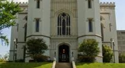 Photo of History Museum Old State Capitol at 100 North Blvd, Baton Rouge, LA 70801, United States