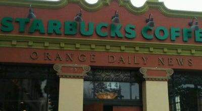 Photo of Coffee Shop Starbucks at 44 Plaza Sq, Orange, CA 92866, United States