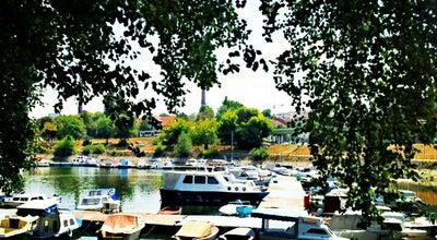 Photo of Harbor / Marina Marina Ada Ciganlija at Ada Ciganlija Bb, Belgrade 11030, Serbia
