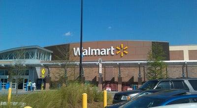 Photo of Other Venue Walmart Supercenter at 14030 Abercorn St, Savannah, GA 31419