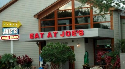 Photo of Seafood Restaurant Joe's Crab Shack at 8400 International Dr, Orlando, FL 32819, United States