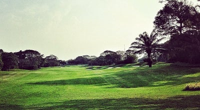 Photo of Golf Course Cengkareng Golf Club ( Soewarna ) at Soekarno Hatta Airport, Indonesia