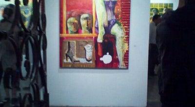 Photo of Art Gallery Galería Oscar Román at Calle Julio Verne 14, Mexico City 11540, Mexico