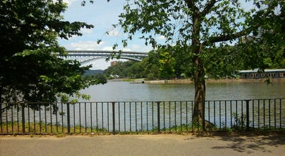 Photo of Park Inwood Hill Park at Isham Street, Seaman Avenue, New York City, NY 10034, United States