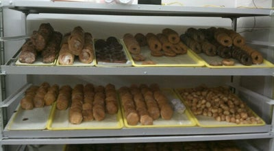 Photo of Donut Shop Mrs. Johnson's Bakery at 4909 Airport Blvd, Austin, TX 78751, United States