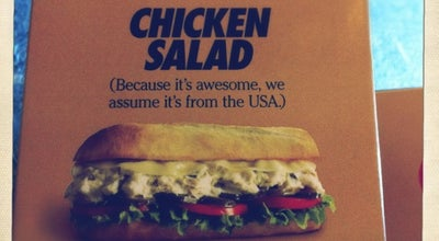 Photo of Sandwich Place Penn Station East Coast Subs at 3540 State Route 38e, Lafayette, IN 47905, United States
