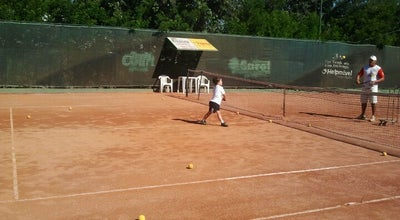 Photo of Tennis Court Academia Marcelo Tennis - Japão at Av. Araras, Limeira 13484-000, Brazil