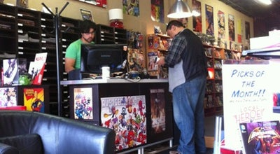 Photo of Bookstore Local Heroes Comics at 1905 Colonial Ave, Norfolk, VA 23517, United States