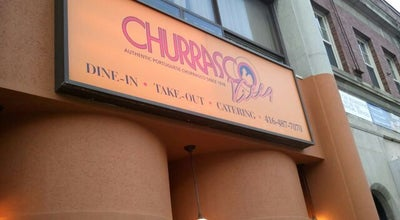 Photo of Portuguese Restaurant Churrasco Villa at 254 Eglinton Avenue East, Toronto M4P 1K2, Canada