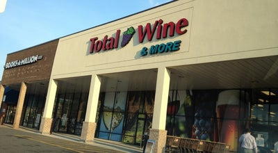 Photo of Wine Shop Total Wine & More at 1451 Chain Bridge Road, McLean, VA 22101, United States