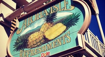 Photo of Fast Food Restaurant Aloha Isle at 1365 W Monorail Way, Lake Buena Vista, FL 32830, United States
