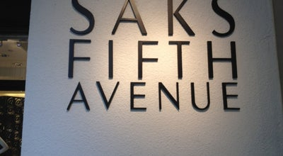 Photo of Department Store Saks Fifth Avenue at 9700 Collins Ave, Bal Harbour, FL 33154