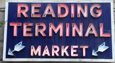 Photo of Other Venue Reading Terminal Market at 51 N 12th St, Philadelphia, PA 19107