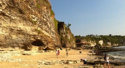 Photo of Beach Dreamland Beach at Kuta, Indonesia