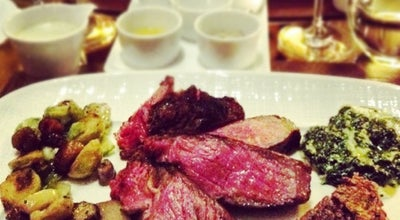 Photo of Steakhouse CUT at 45 Park Lane at 45 Park Ln, London W1K 1PN, United Kingdom