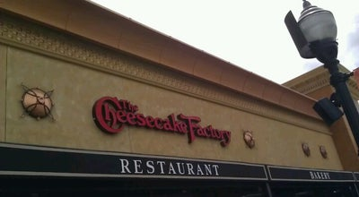 Photo of American Restaurant The Cheesecake Factory at 14559 Sw 5th St, Pembroke Pines, FL 33027, United States