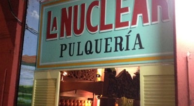 Photo of Bar La Nuclear at Querétaro 161, Cuauhtémoc, Mexico
