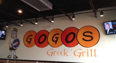 Photo of Mediterranean Restaurant Gogos Greek Grill at 4616 W Kennedy Blvd, Tampa, FL 33609, United States