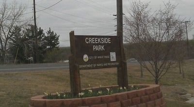 Photo of Park Creekside  Park at Wheat Ridge, CO 80033, United States