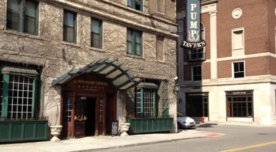 Photo of American Restaurant The Town Pump Tavern at 100 W Montcalm St, Detroit, MI 48201, United States
