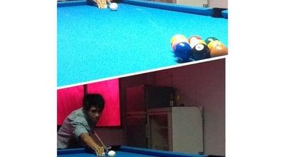 Photo of Pool Hall Master Alim Pool & Cafe at Brunei